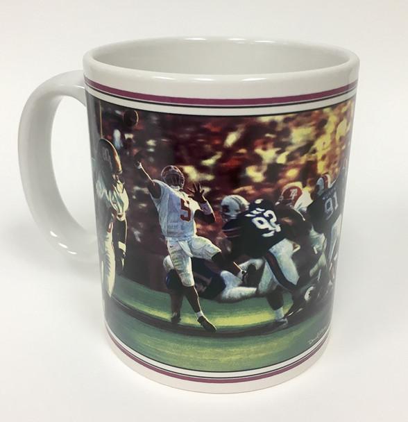 "Collector's Mug - ""The Gamebreaker"" (Alabama Football)"