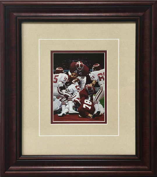 """Top of the Line"" - Framed Mini-Series print - Alabama Football 1979 National Champions"