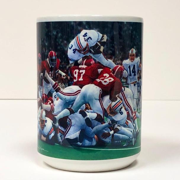 Auburn Football Beverage Mugs (15 oz.) [Set of 2]