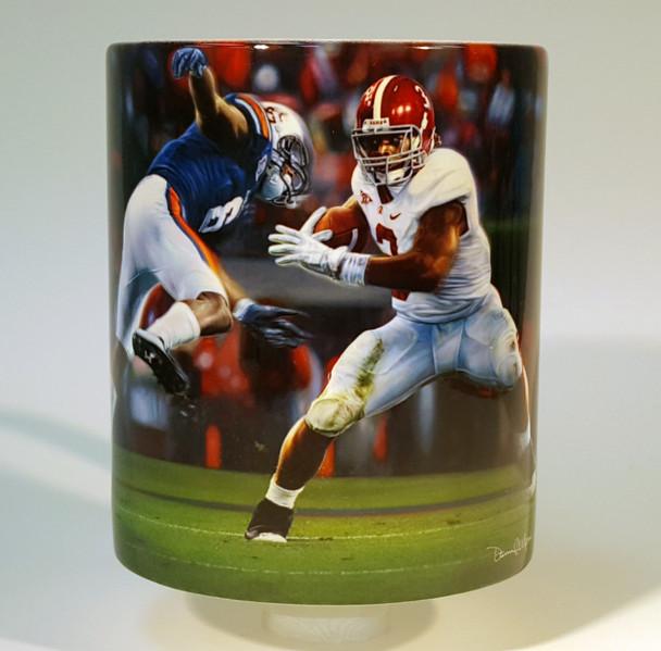 """Never Again"" 11oz Beverage Mug - Alabama Football"