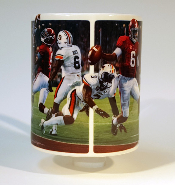 """The Game Changers"" 11oz Beverage Mug - Alabama Football"