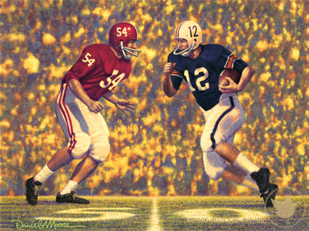 """Iron Bowl 1961"" - Alabama Football vs. Auburn"