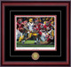 """The Shutout"" - Collegiate Classic 8x10 - Alabama Football 2011 National Champions"