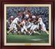 """Between the Lines"" - Canvas Editions - Alabama Football vs. Oklahoma 1963 (Lee Roy Jordan)"