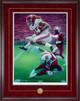 """The Hurdle"" - Limited Edition Prints - 2019 Alabama Football vs. South Carolina"