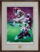 """The Hurdle"" - Fine Art Editions - 2019 Alabama Football vs. South Carolina"