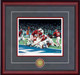 """""""The Goal Line Stand"""" - Collegiate Classic 8x10 - Alabama Football 1978 National Champions"""