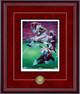 """""""The Hurdle"""" - Collegiate Classic 8x10 Print - Alabama Football vs. South Carolina"""