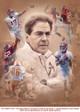 Coach Nick Saban Portrait