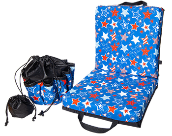 Star Double Cushion & Tote Set