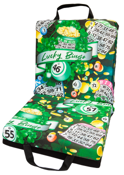 Lucky Bingo Cushion