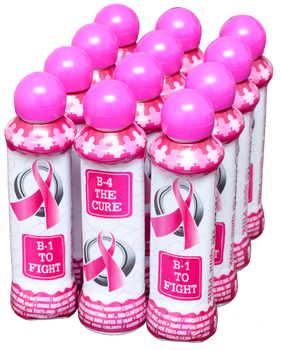 Fight Breast Cancer By The Dozen