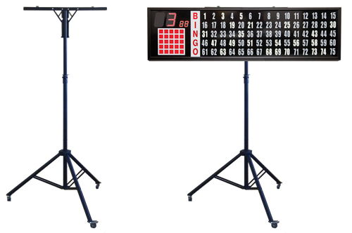 Adjustable Stand for 5 or 8 foot Flashboard