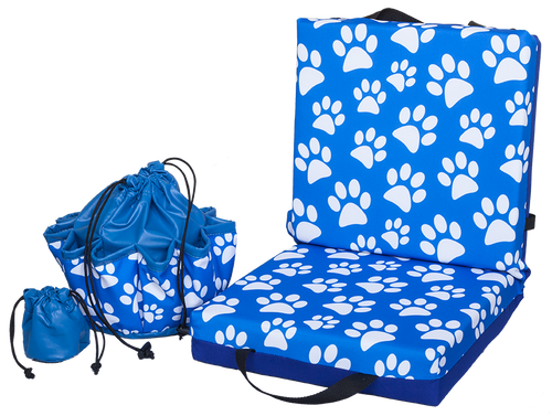 Paws Double Cushion & Tote Set