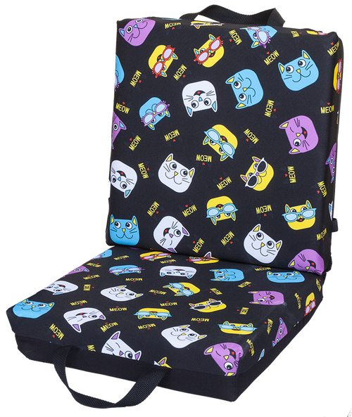 Cats Meow Double Cushion