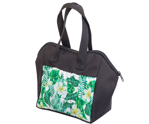 Flower Garden 6 Pocket Tote Bag