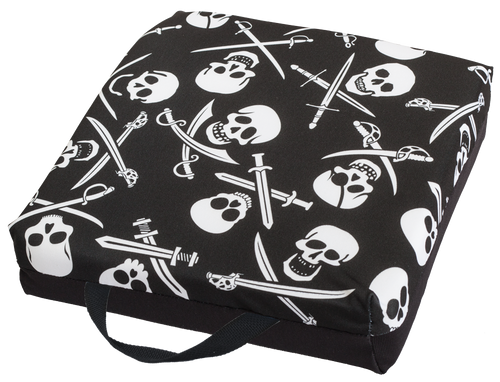 Jolly Roger Single Cushion
