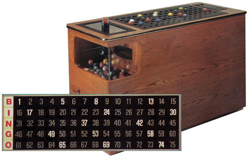 The Premier Bingo System and Flashboard