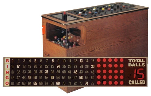 The Ultimate II Bingo System and Flashboard