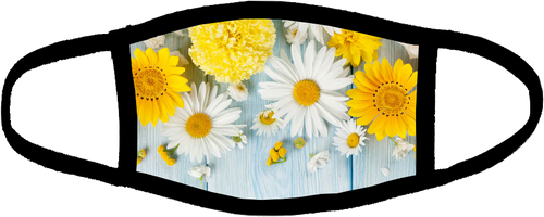 Flowers Face Mask