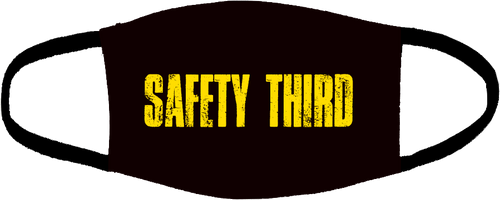 Safety Third Face Mask