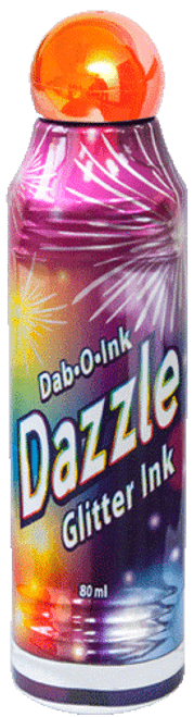 Dazzle Glitter 3 Ounce By The Bottle