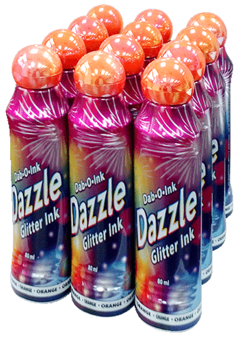 Dazzle Glitter 3 Ounce By The Dozen