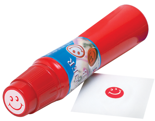 Smiley Face Stamp Bingo Marker / Dauber By The Bottle