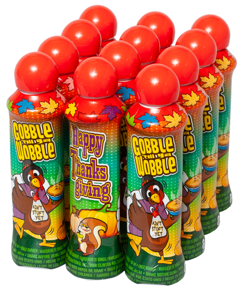 Thanksgiving Dauber By The Dozen