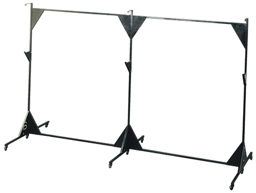 Flashboard Stand - Triple Upright For $ Value Boards