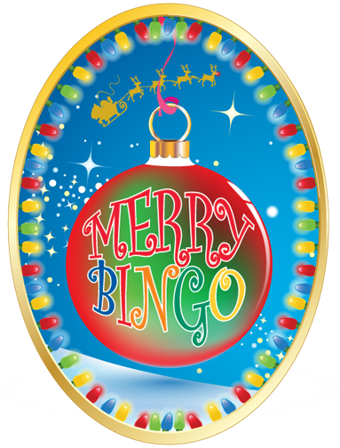 T-Shirt Merry Bingo Shirt
