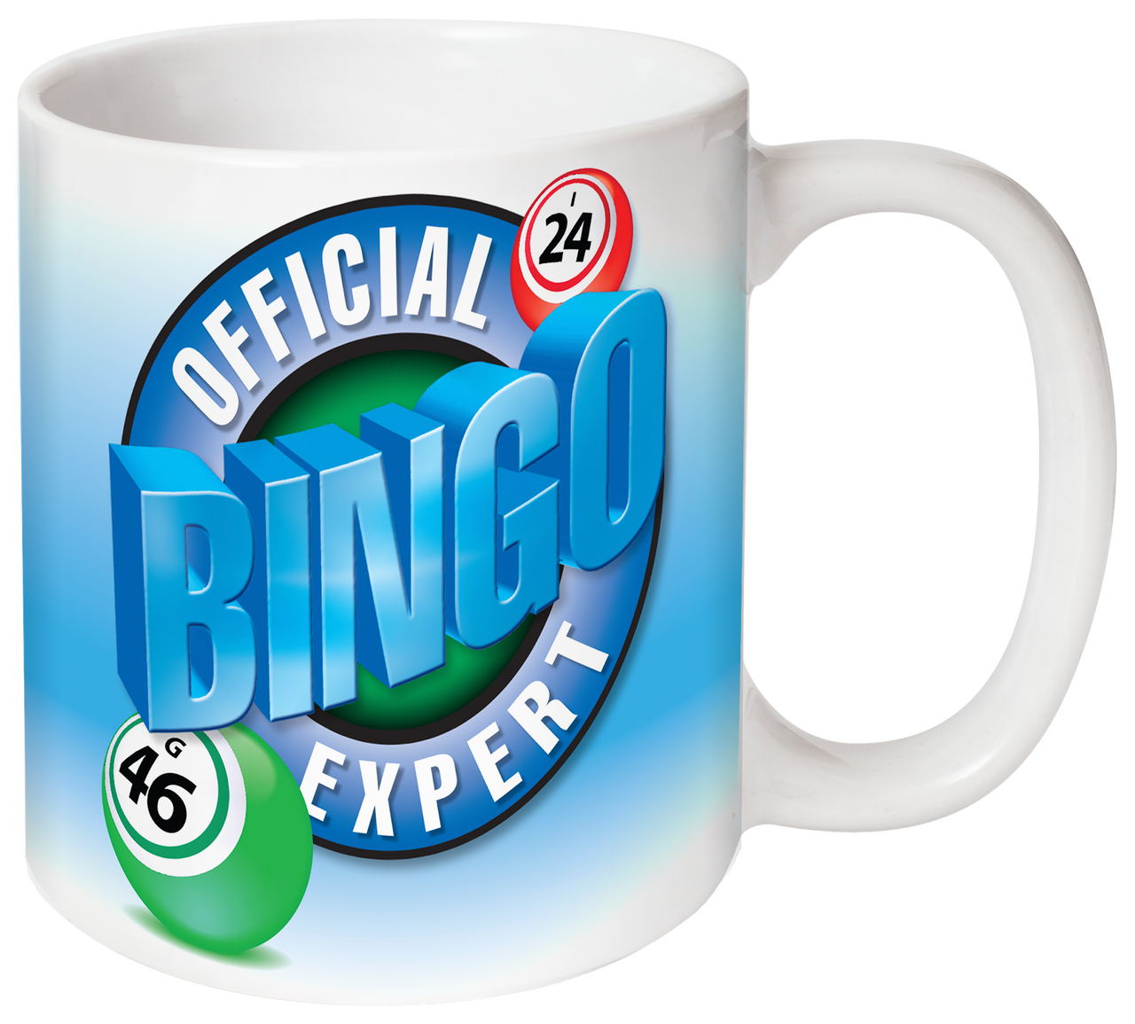 Official Bingo Expert Mug
