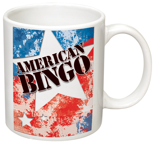 11oz Bingo Coffee Mug