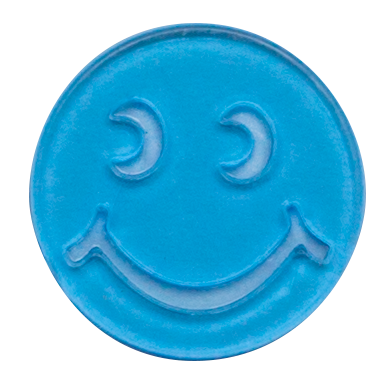 Smiley Bingo Chips