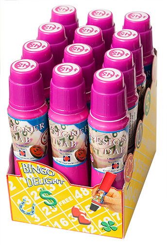 O-SH•T Stamp Bingo Marker / Dauber By The Dozen