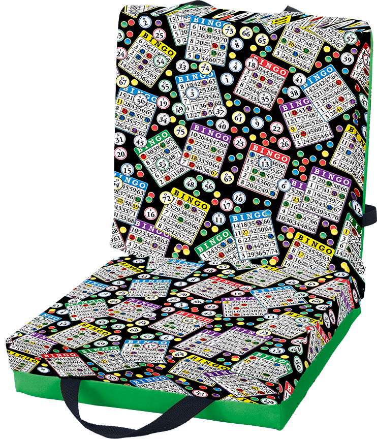 Bingo Double Cushion