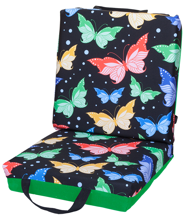 Butterfly Double Cushion