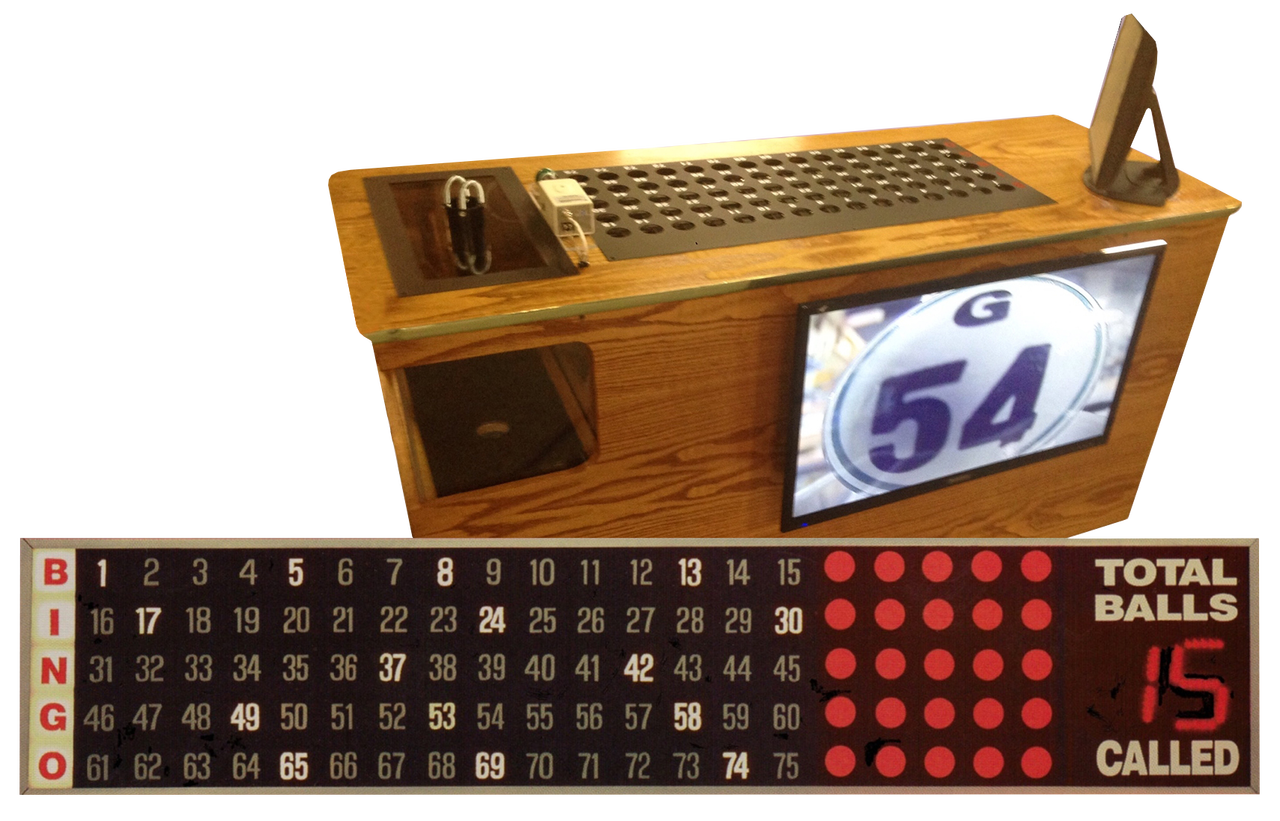 The Stealth Bingo System and Flashboard