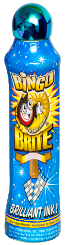 Bingo Brite 4 Ounce By The Bottle