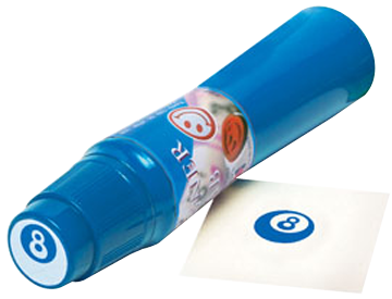 Eight Ball Stamp Bingo Marker / Dauber By The Bottle