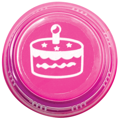 Birthday Cake Stamp Bingo Marker / Dauber By The Dozen