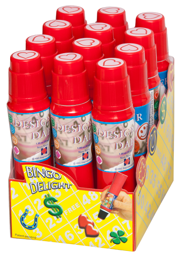 Heart Stamp Bingo Marker / Dauber By The Dozen