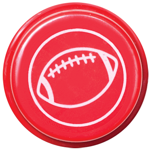 Football Stamp Bingo Marker / Dauber By The Bottle