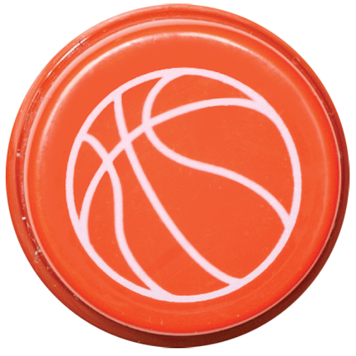 Basketball Stamp Bingo Marker / Dauber By The Dozen