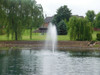 1/2 HP ECO Floating Pond Fountain