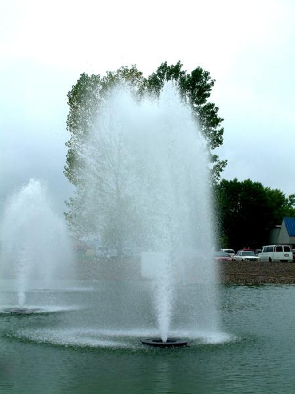Kasco Fountain Multi-Pattern 3.3JF (3 PHASE) (incl. fountain, float, control panel, cord)