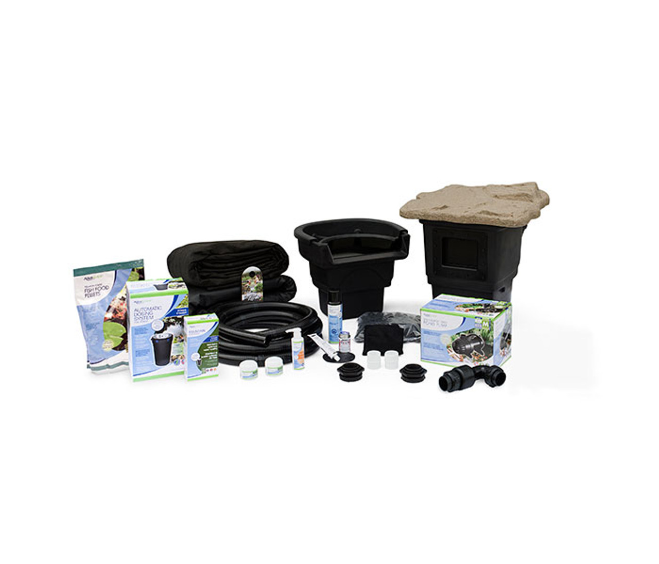 Aqauascape Small Pond Kit - 8' x 11'