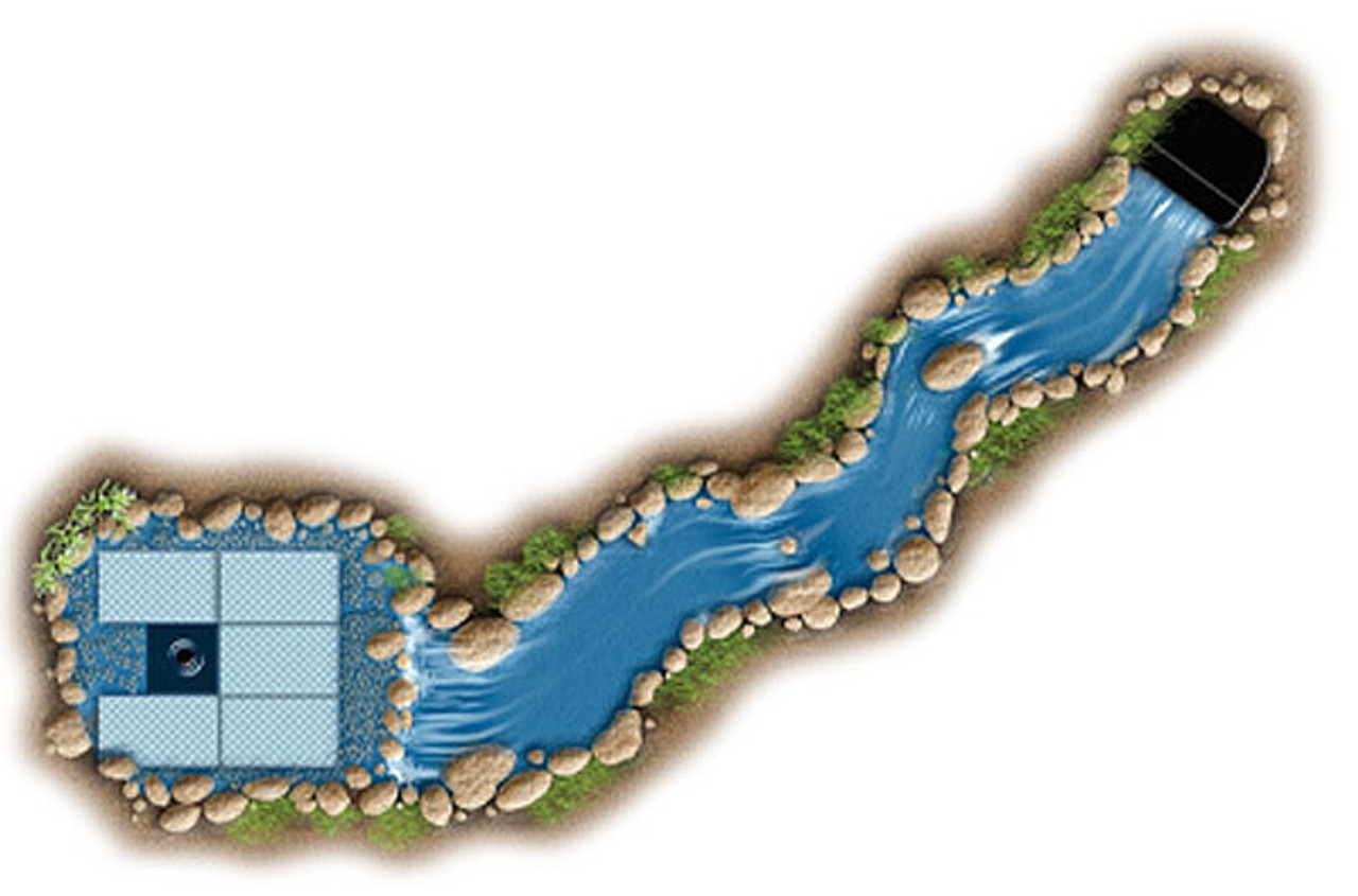 Aquascape Pondless Waterfall Kit - Large