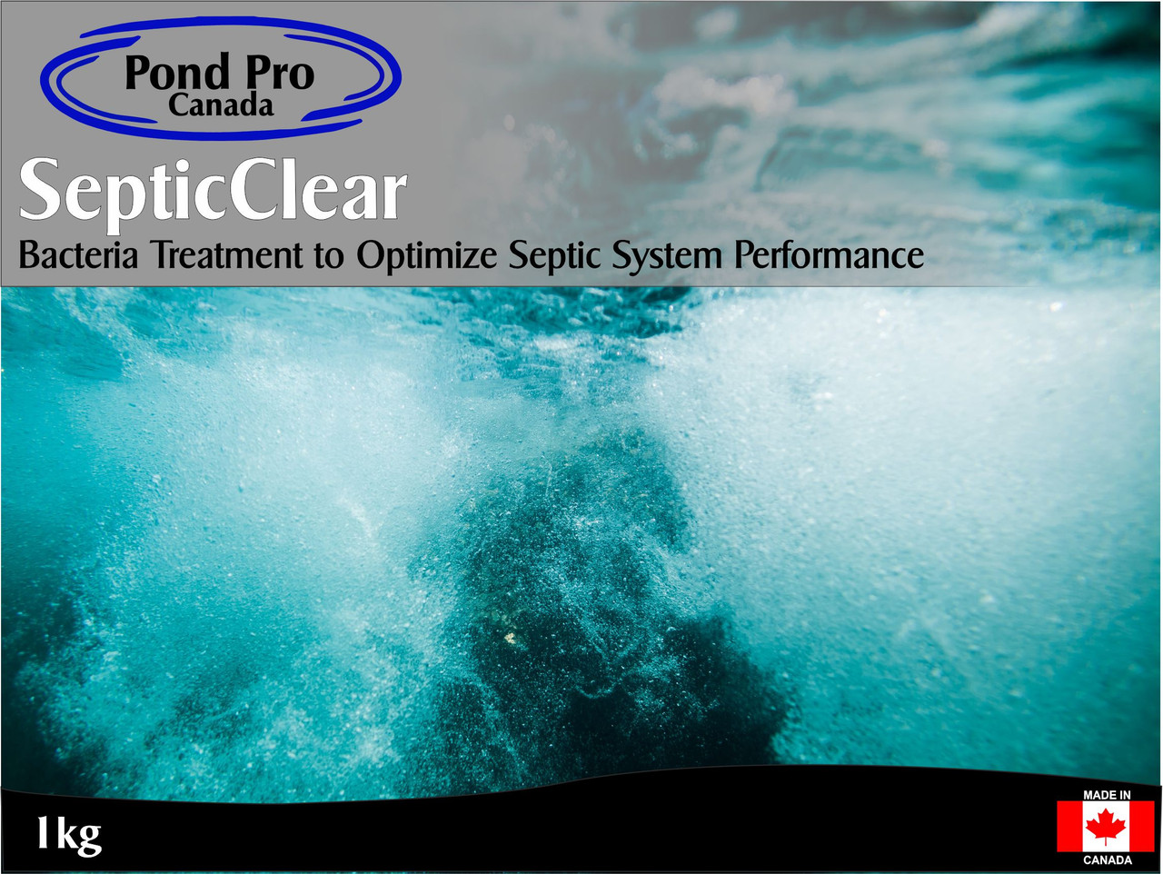 SepticClear PLUS - Sewage Bacteria Treatment