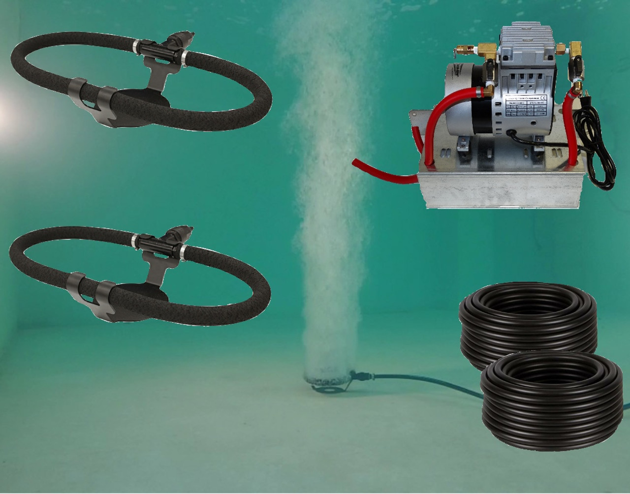 Can-Air ECO 2 Pond Aeration System